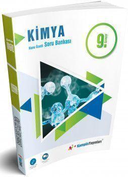 Kampüs Yayınları 9. Sınıf Kimya Konu Özetli Soru Bankası