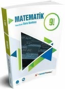 Kampüs Yayınları 9. Sınıf Matematik Konu Özetli Soru Bankası