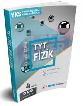 Kampüs Yayınları TYT Fizik Konu Anlatım