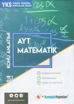Kampüs Yayınları  AYT Matematik Konu Anlatım