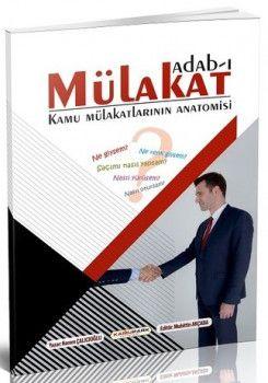 Kamu Park Yayınları Adab ı Mülakat Kamu Mülakatlarının Anatomisi