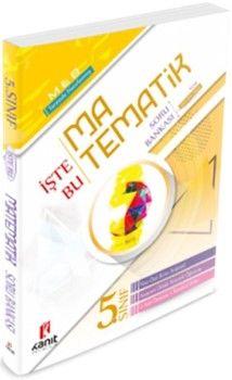 Kanıt Yayınları5. Sınıf Matematik İşte Bu Soru