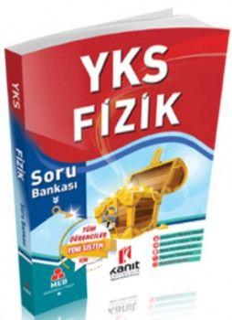 Kanıt Yayınları YKS 1. ve 2. Oturum TYT Fizik Soru Bankası