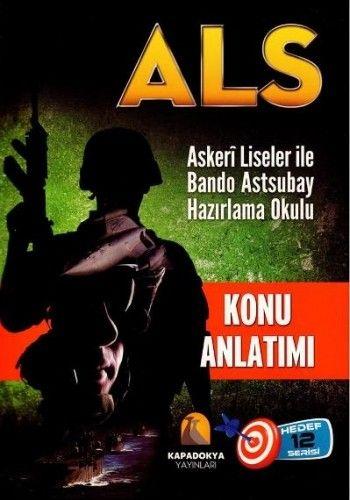 Kapadokya ALS Askeri Okullara Hazırlık Konu Anlatımlı