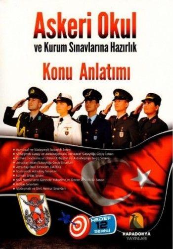Kapadokya Askeri Okul ve Kurum Sınavlarına Hazırlık Konu Anlatımlı