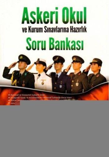 Kapadokya Askeri Okul ve Kurum Sınavlarına Hazırlık Soru Bankası