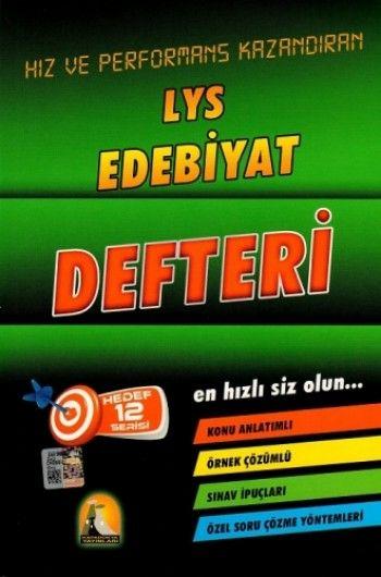 Kapadokya LYS Edebiyat Defteri