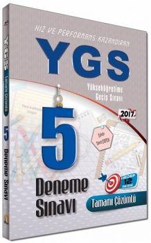 Kapadokya Yayınları YGS Tamamı Çözümlü 5 Deneme