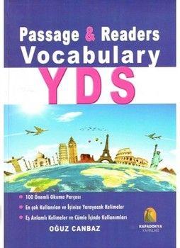 Kapadokya Yayınları YDS Passege Readers Vocabulary