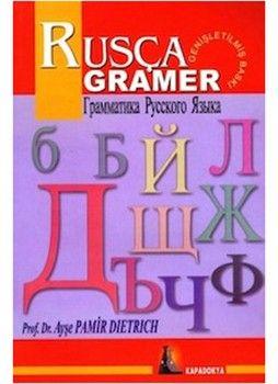 Kapadokya Yayınları Rusça Gramer