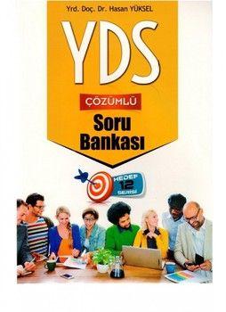 Kapadokya Yayınları YDS Çözümlü Soru Bankası