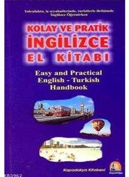 Kapadokya Yayınları Kolay ve Pratik İngilizce El Kitabı
