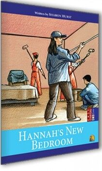 Kapadokya Yayınları Hannah\'s New Bedroom