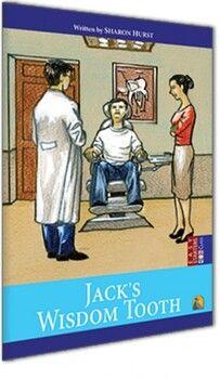 Kapadokya Yayınları Jack's Wisdom Tooth