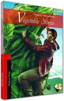Kapadokya Yayınları Vegetable Stories