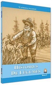 Kapadokya Yayınları Histoires De Legumes