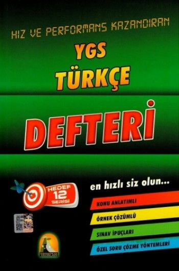 Kapadokya YGS Türkçe Defteri