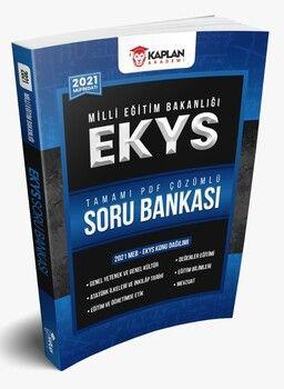 Kaplan Akademi 2021 MEB EKYS Müdür Müdür Yardımcılığı Tamamı PDF Çözümlü Soru Bankası