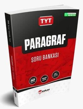 Kaplan Akademi TYT Paragraf Tamamı PDF Çözümlü Soru Bankası