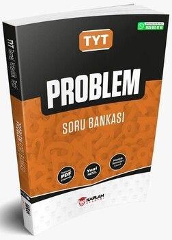 Kaplan Akademi TYT Problem Tamamı PDF Çözümlü Soru Bankası