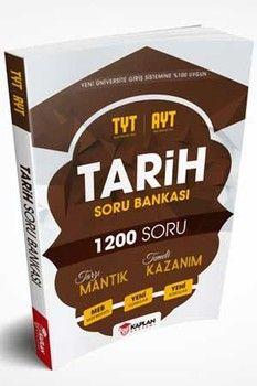 Kaplan Akademi Yayınları TYT AYT Tarih Soru Bankası