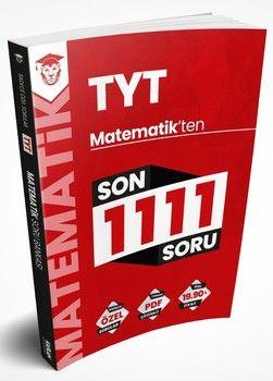 Kaplan Akademi Yayınları TYT Matematik Sadece Yeni Nesil PDF Çözümlü Son 1111 Sorusu
