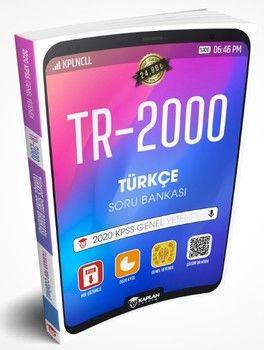 Kaplan Akademi Yayınları 2020 KPSS Türkçe Tamamı PDF Çözümlü TR 2000 Soru Bankası