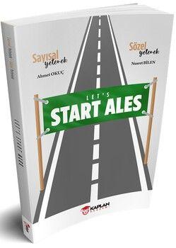 Kaplan Akademi2021 Lets Start ALES Özel Tekrar Kitabı