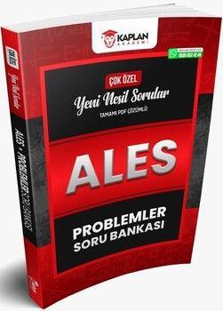 Kaplan AkademiALES Problemler Tamamı PDF Çözümlü Soru Bankası