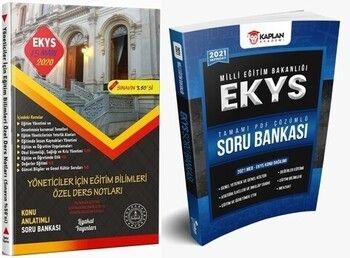 Kaplan MEB EKYS Müdür Müdür Yardımcılığı Tamamı PDF Çözümlü Soru Bankası + Liyakat MEB EKYS Müdür ve Yardımcılığı Eğitim Bilimle