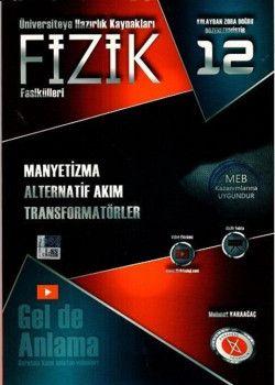 Karaağaç Yayınları Fizik Fasikülleri 12 Tamamı Video Çözümlü