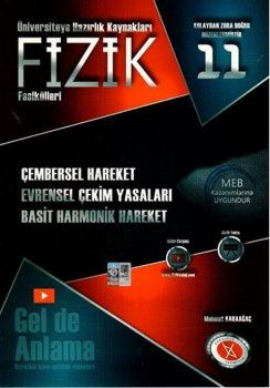 Karaağaç Yayınları Fizik Fasikülleri 11 Tamamı Video Çözümlü
