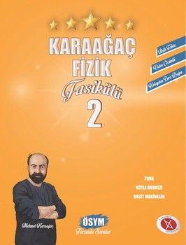 Karaağaç Yayınları Fizik Fasikülü 2