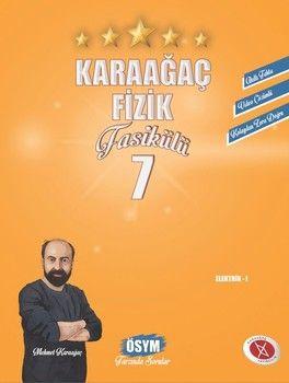 Karaağaç Yayınları Fizik Fasikülü 7