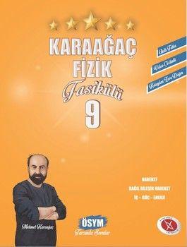 Karaağaç Yayınları Fizik Fasikülü 9