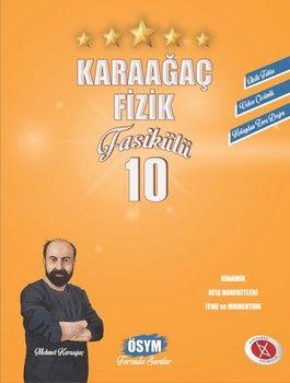 Karaağaç Yayınları Fizik Fasikülü 10