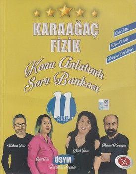 Karaağaç Yayınları 11. Sınıf Fizik Konu Anlatımlı Soru Bankası