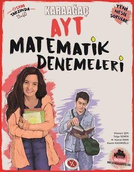 Karaağaç Yayınları AYT Matematik Denemeleri Video Çözümlü