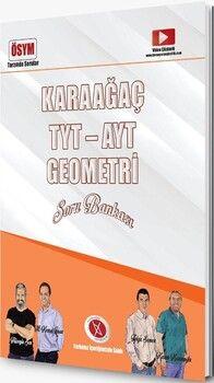 Karaağaç YayınlarıTYT AYT Geometri Soru Bankası