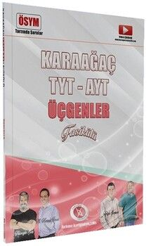Karaağaç Yayınları TYT AYT Üçgenler Fasikülü
