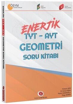 Karaağaç Yayınları TYT AYT Geometri Enerjik Soru Kitabı