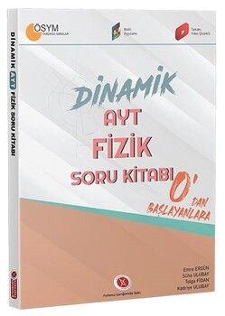 Karaağaç Yayınları Dinamik AYT Fizik Soru Kitabı