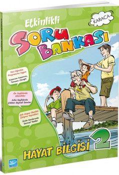 Karaca Eğitim Yayınları 2. Sınıf Hayat Bilgisi Etkinlikli Soru Bankası