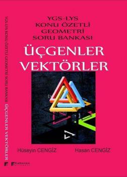Karahan Kitapevi YGS LYS Geometri Üçgenler Vektörler Konu Özetli Soru Bankası