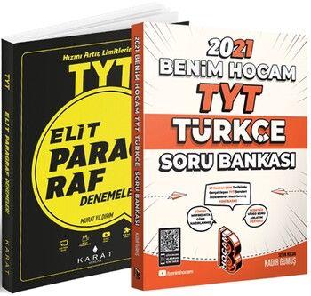 Karat YayınlarıTYT Türkçe Tamam Seti 1