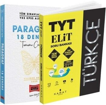 Karat YayınlarıTYT Türkçe Tamam Seti 2
