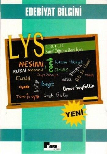 Kare Yayıncılık LYS Edebiyat Bilgini