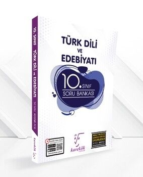 Karekök 10. Sınıf Türk Dili ve Edebiyatı Soru Bankası