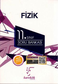 Karekök Yayınları 11. Sınıf Fizik Soru Bankası