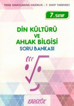 Karekök 7. Sınıf Din Kültürü ve Ahlak Bilgisi Soru Bankası
